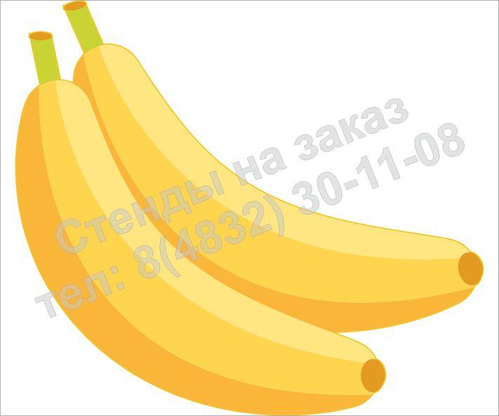"""Панно """"Банан"""""""